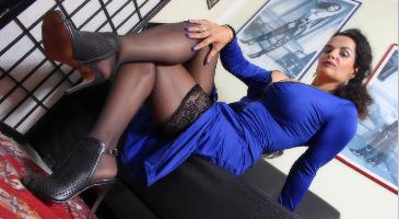 Bildergallerie: Outfit Domina Lady Alina